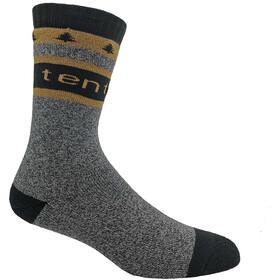 tentree Selkirk Knit Socks Lunar Rock Grey Marled